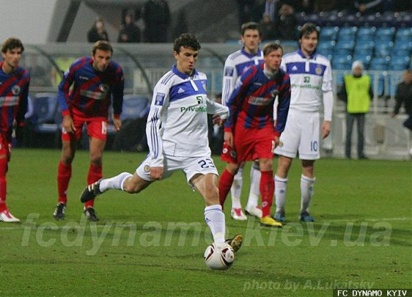 Еременко принес много пользы команде, несмотря на незабитый пенальти
