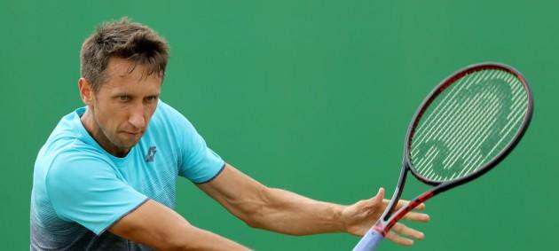 Стаховский вышел в четвертьфинал турнира в Хельсинки