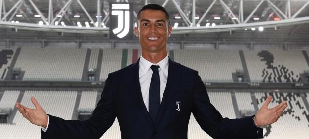 Роналду в Ювентусе: Как прошел первый день звездного футболиста в Турине