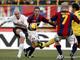 Эстебан Камбиассо огорчает защиту Болоньи