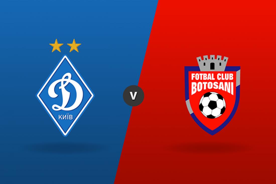 Динамо - Ботошани: онлайн трансляция