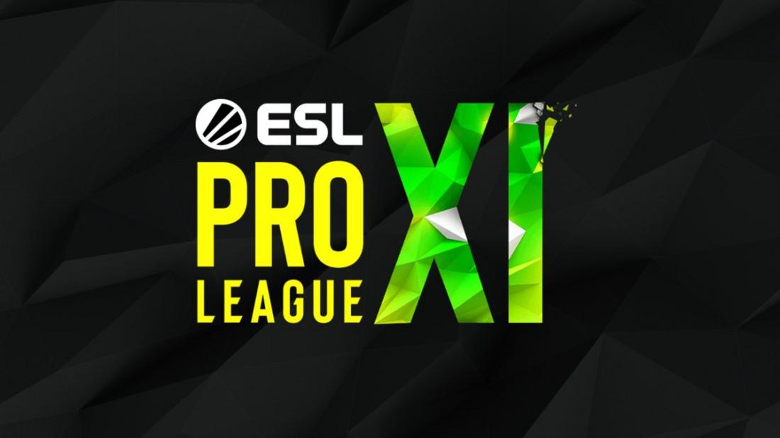 ESL Pro League Season 11: видео онлайн-трансляция турнира