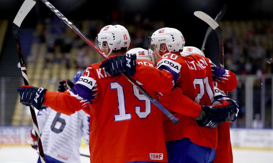 Швейцария сыграет с Норвегией