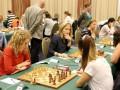 Шахматы: Ушенина победила чемпионку Европы
