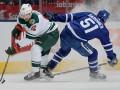 НХЛ: Торонто уступил Миннесоте, Тампа в результативном матче обыграла Лос-Анджелес