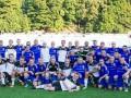 Благотоворительный матч в Киеве собрал больше 50 тысяч гривен в поддержку армии
