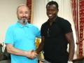 Тайво: Переход в Динамо для меня был как возвращение домой