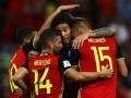 Террористы пытались сорвать матч сборной Бельгии