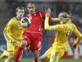 На нейтральной полосе. Украина спасается в матче со Швейцарией