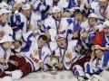 Ликующих российских хоккеистов не пустили в американский самолет
