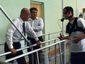 Коллина проверил физическое состояние украинских арбитров