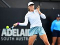 Швентек одержала победу в первом раунде турнира в Австралии