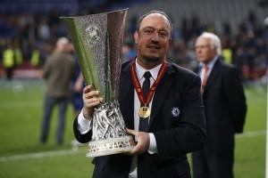Бенитес рад, что Челси стал чемпионом Лиги Европы