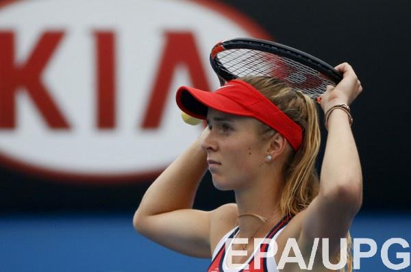 Свитолина поднялась в рейтинге WTA