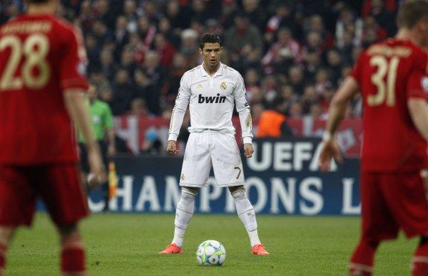 Роналдо - главная надежда Реала