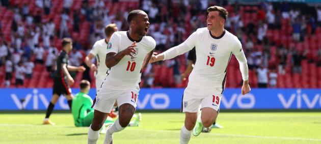 Сборная Англии минимально обыграла Хорватию на старте Евро-2020