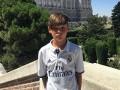 Юный украинский голкипер стал игроком Реала