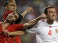 Португалия - Венгрия -  3:0