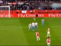 Арсенал выдал эффектный камбек в матче с Астон Виллой