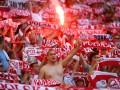 Польские фанаты приговорены к тюремным срокам за нападение на украинцев
