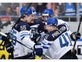 Финляндия - Дания: Видео трансляция матча чемпионата мира по хоккею