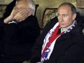 Путин: Игра российской сборной не соответствует ожиданиям болельщиков