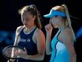 Сестры Киченок и Бондаренко прошли во второй круг парного турнира Australian Open