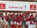 Арсенал выиграл Emirates Cup