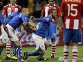 Невнятные Чемпионы. Италия спасает матч с Парагваем