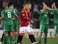 Рома (Италия) - Панатинаикос (Греция) - 2:3 (первый матч - 2:3)
