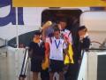 Чемпионское гуляние: Как в Берлине отмечают победу сборной Германии на ЧМ (онлайн)