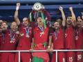 Сборная Португалии заработала свыше 25 млн евро за победу на Евро-2016