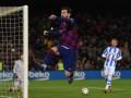 Барселона минимально обыграла Сосьедад и вернулась на первую строчку Ла Лиги