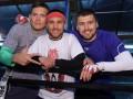 Усик, Ломаченко и Гвоздик отправились в Мэриленд