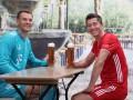 Нойер и Левандовски - самые высокооплачиваемые футболисты Бундеслиги