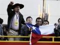Спасенные чилийские шахтеры станут почетными гостями матча МЮ - Арсенал