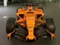 Формула-1. McLaren может вернуться к оранжевому цвету