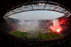 УЕФА открыл дела в отношении Марселя и Атлетико