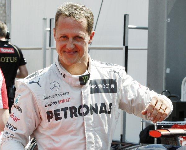 Шумахер нацелился на победу в Канаде