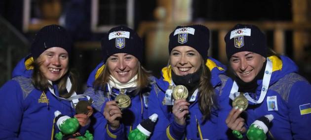 Эстерсунд: Украина - 5-я в медальном зачете на ЧМ, Норвегия - первая