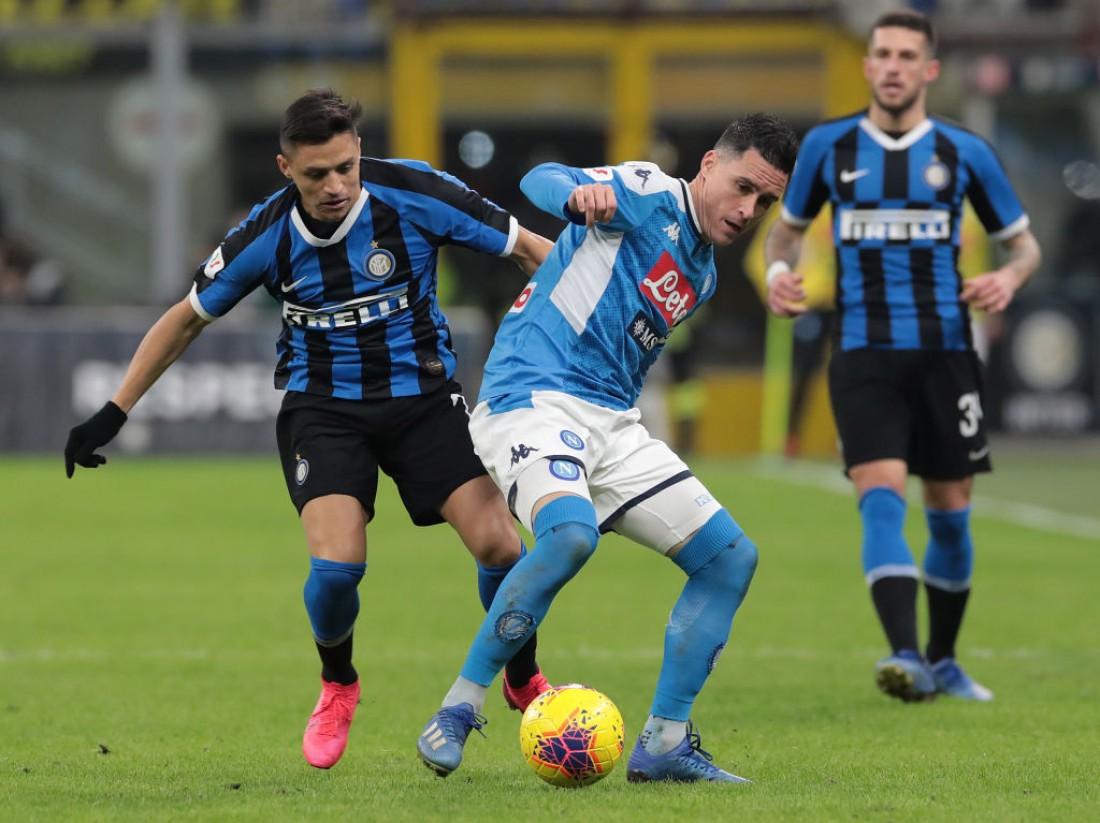Интер - Наполи: видео обзор матча