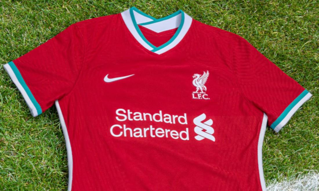 Ливерпуль представил новую форму на сезон-2020/21