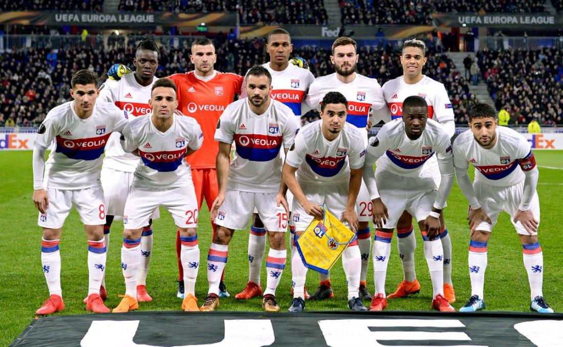 Лион обыграл Вильярреал в матче 1/16 финала Лиги Европы