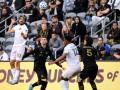 Клуб Бекхэма проиграл в дебютном матче MLS