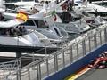 Синоптики: На Гран-при Европы дождя не ожидается