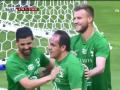 Ярмоленко забил гол за сборную мира в матче против легенд Атлетико