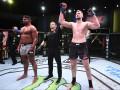 Стали известны гонорары Волкова и Оверима UFC 184