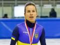 Червенко выиграла бронзу первого этапа ISU Junior Challenge по шорт-треку