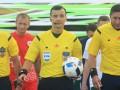 Украинская бригада арбитров получила назначение на матч Лиги Европы
