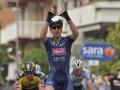 Мерлье выиграл второй этап Джиро д'Италия